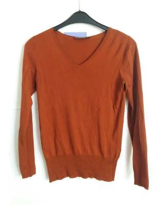 Zimtfarbener Pullover von Hallhuber Donna