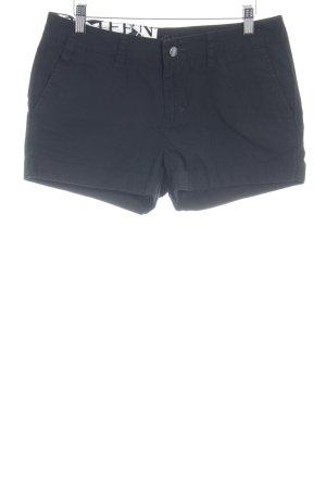 Zimtstern Hot Pants schwarz Casual-Look