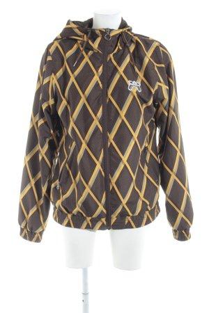 Zimtstern Outdoor Jacket check pattern casual look