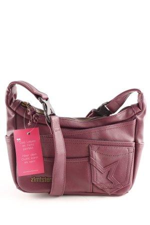 Zimtstern Shoulder Bag purple casual look