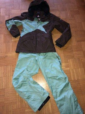 Zimtstern Ski/Snowboard Anzug