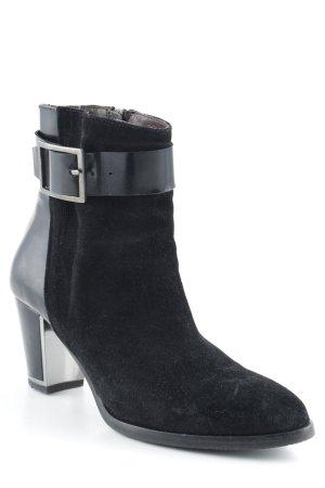 Zinda Booties schwarz klassischer Stil