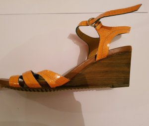 Zinda Wedge Sandals multicolored
