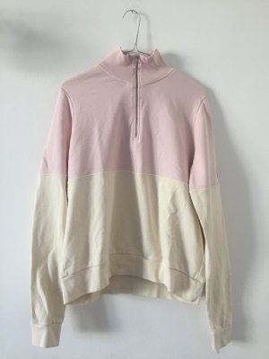 armedangels Sweat Shirt natural white-light pink cotton