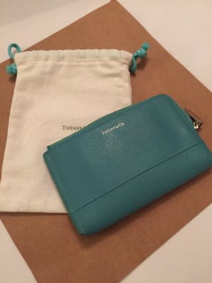 Tiffany&Co Enveloptas turkoois