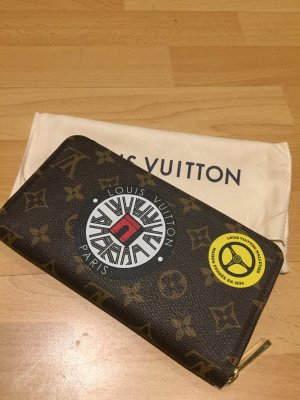 Zippy Geldbörse von Louis Vuitton aus der Worldtour Serie