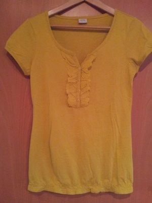 Zitronengelbes T-Shirt von Esprit