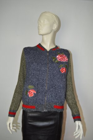 Zoe Collection Blouson Strickjacke Gr. 38