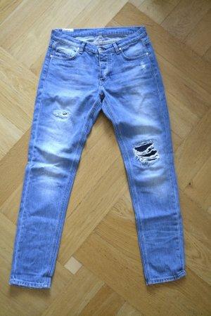 Zoe Karssen Boyfriend Jeans Gr. 28 destoyed