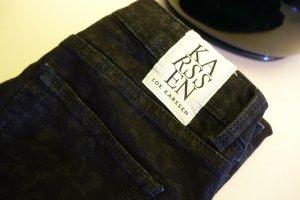 Zoe Karssen Jeans, schwarz, Größe 25, gemustert, wie neu, Patti
