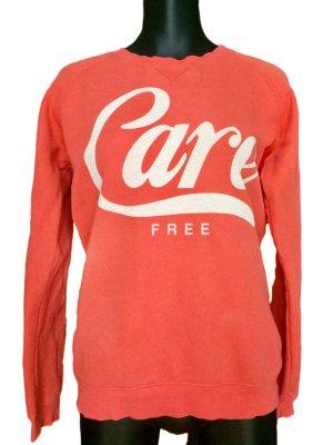 Zoe Karssen Lässiger Freizeit-Pullover mit CareFree-Print