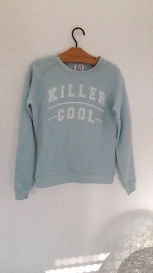 Zoe Karssen Pulli Pullover Jumper Sweat Sweater Sweatshirt Killer Cool Statement