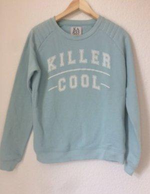 Zoe Karssen Pulli Pullover Jumper Sweat Sweater Sweatshirt Killer Cool Statement