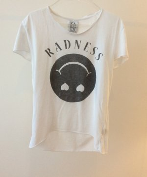 Zoe Karssen RADNESS T-Shirt white