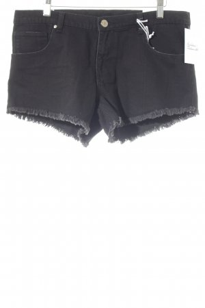 Zoe Karssen Shorts schwarz Casual-Look