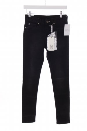 Zoe Karssen Skinny Jeans schwarz