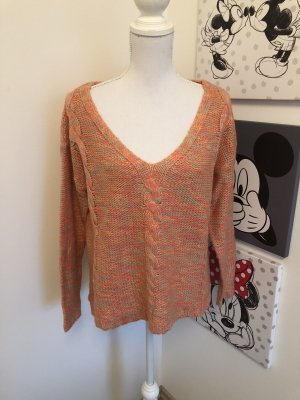 H&M Cable Sweater multicolored