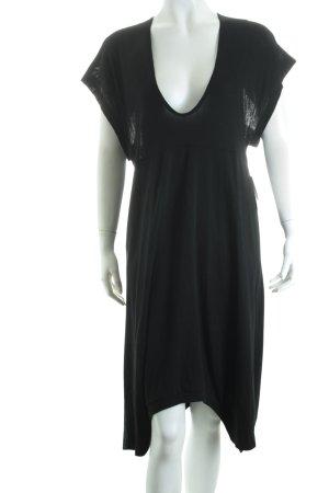 Zucca Minikleid schwarz Street-Fashion-Look