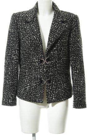 Zucchero Wool Blazer flecked business style