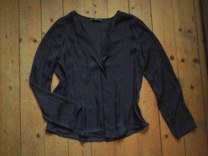 zuckersüße Mango Basics Bluse blau Gr. S Top