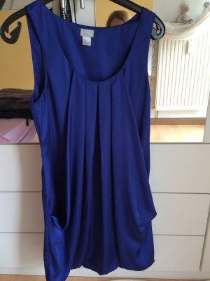 Zuckersüßes Kleid von H&M in tollem kräftigen Blau