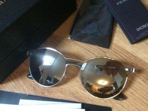 Prada Sunglasses silver-colored