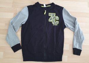 Zumba Fitness Giacca-camicia nero-grigio chiaro