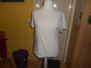 Zumba- cremefarbenes T-Shirt XL