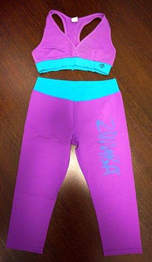 ZUMBA Fitness Set - Hose & Bra