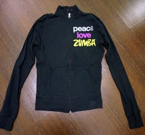 ZUMBA Fitness Sweater - Peace Love Zumba