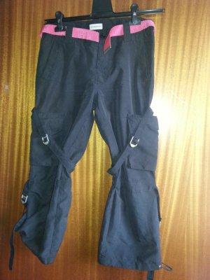 ZUMBA Hose leichte Cargo Dance Pants mit Bändern Gr. XS / S