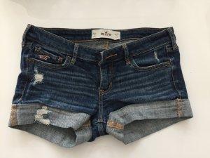 Hollister Pantalón corto azul-azul oscuro