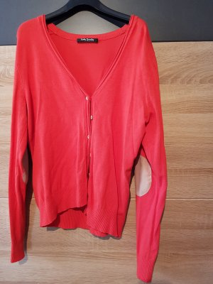 *Zustand Neu: Cardigan Orange Gr. M