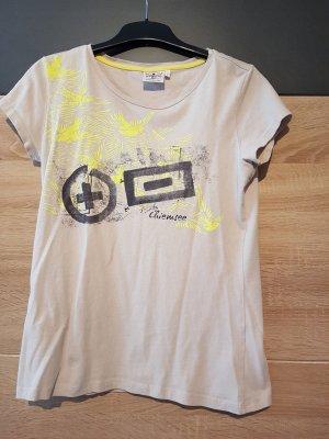 *Zustand Neu: Chiemsee T-Shirt Grau Gr. M/L