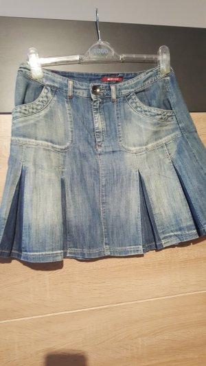 *Zustand NEU: Denim Jeans Rock Gr. 38