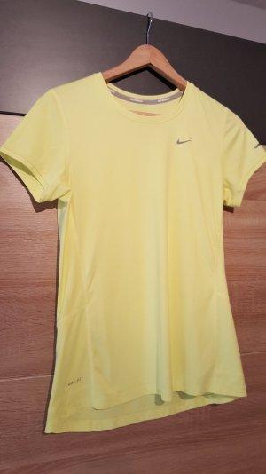 *Zustand NEU: Nike Funktionsshirt Gelb Gr. M