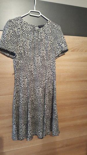 *Zustand NEU: SAVIDA Schwarz/Weiß Kleid Gr. 40