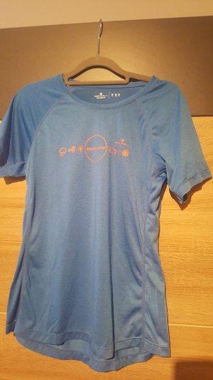 *Zustand NEU: Sport Shirt Blau Gr. 40