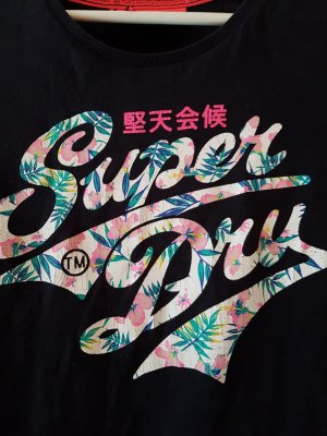 Superdry T-shirt multicolore