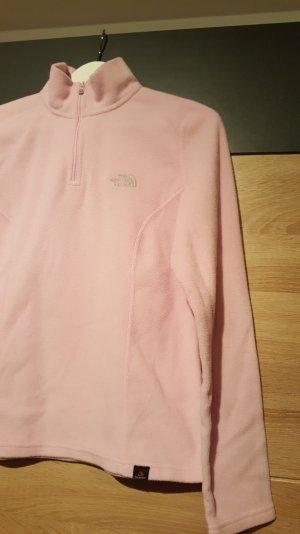 *Zustand NEU: The North Face Fleecejacke Pink Gr. 38/M