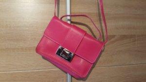 Bolso folclórico rosa