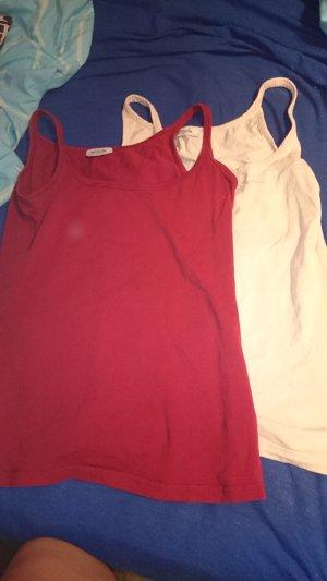 zwei basic shirts von pimkie