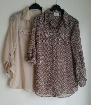 Zwei Blusen in Größe 36/38
