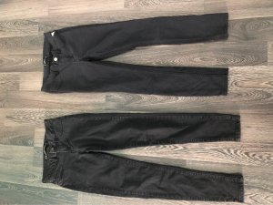 FB Sister pantalón de cintura baja negro