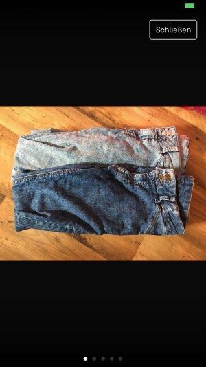 Zwei Hosen - Hosenpaket Paket Hose Hosen Röhrenjeans Jeanspaket Röhren