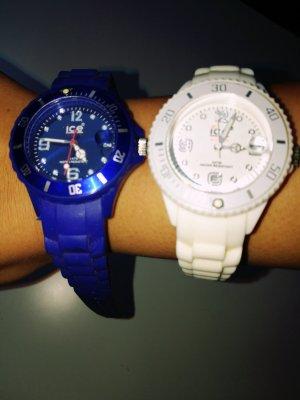 Ice watch Analog Watch blue-white