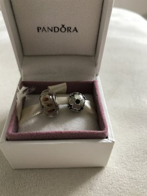 Pandora Charm multicolored real silver
