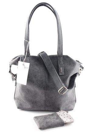 Zwei Shoulder Bag grey second hand look