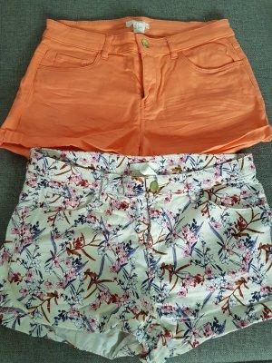 Zwei Shorts von H&M