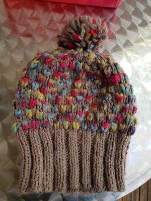 Angels Cappellino multicolore Acrilico